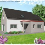Maison contemporaine Nord-Loire
