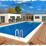 Maison toit plat - API Partner